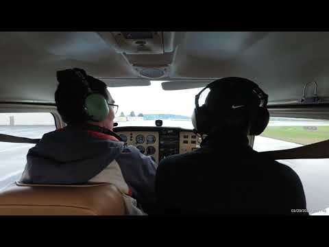 lesson 9 - slow flight, steep turns, S turns, around a point, landings