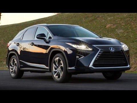 2017 Lexus Rx F Sport Review