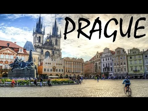 A Tour of PRAGUE, CZECH REPUBLIC: This City is Incredible!