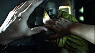 F&%K THE FAMILY! Resident Evil 7 GAMEPLAY