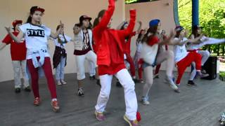 Кристина Си - Мне не смешно, хип-хоп, хореограф - Вашеця-Калмыкова Юлия