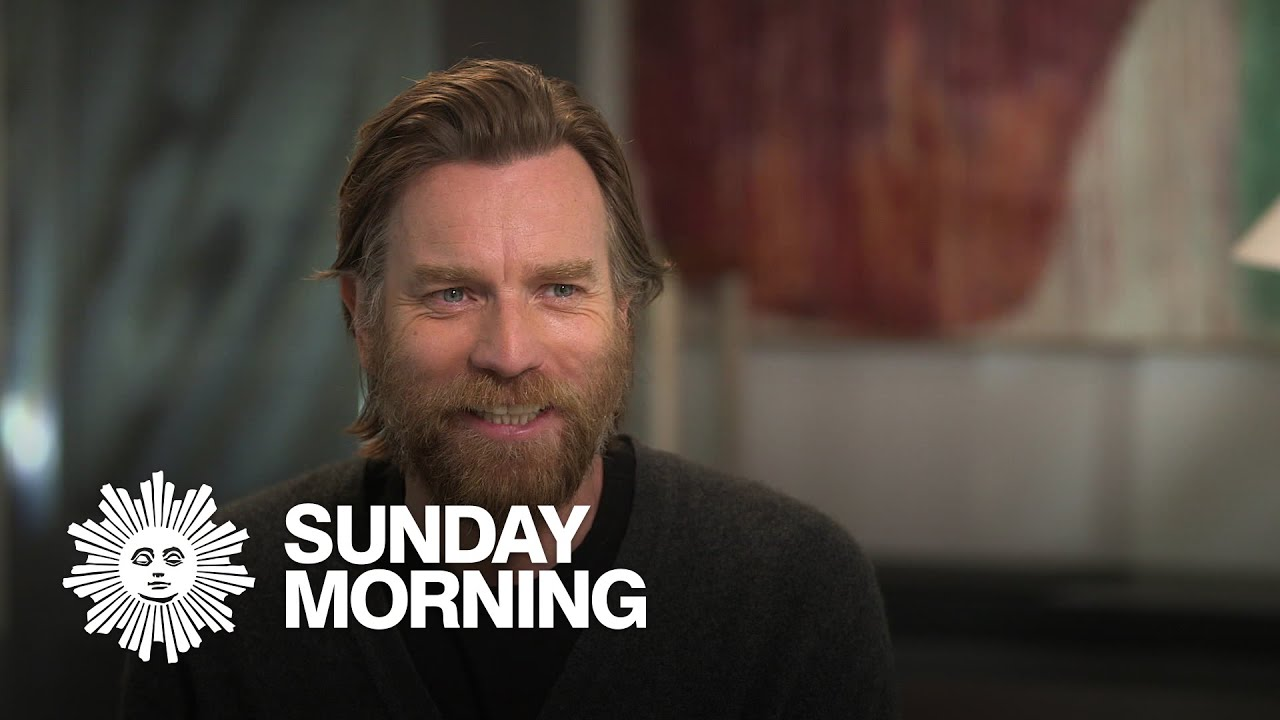 """Ewan McGregor on recreating the life, and obsessions, of """"Halston"""""""