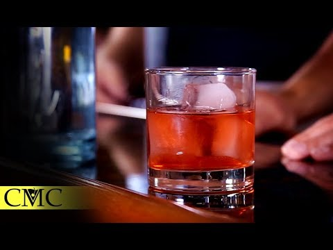 How To Make The El Camino Cocktail / Mezcal And Whiskey!?