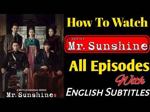 Download Mr Sunshine Korean Drama All Episodes With English Subtitles ||