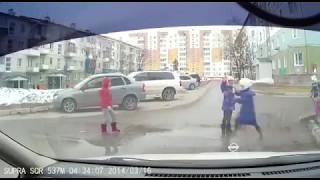 Девочка из Якутии стала героем американских социальных сетей