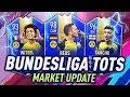 BUNDESLIGA TOTS! MARKET CRASH UPDATE! (FIFA 19 Ultimate Team)