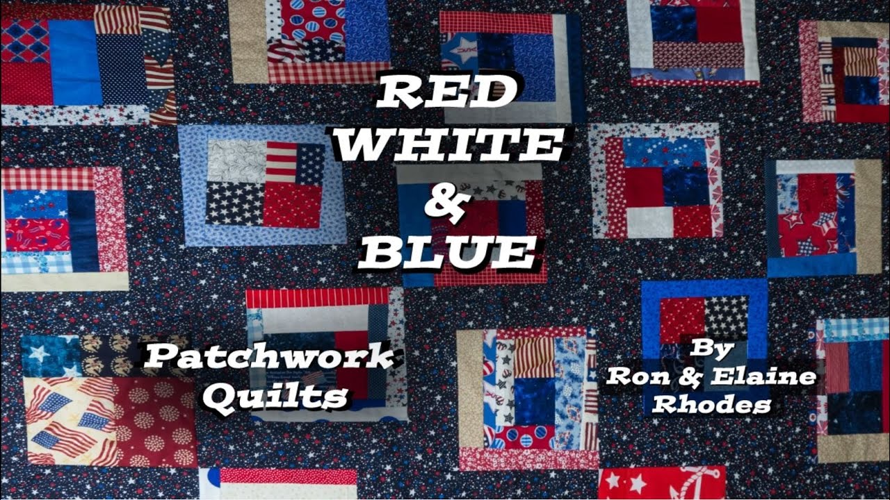 bracey quilt random red blue and crazy quilts at white rhonda
