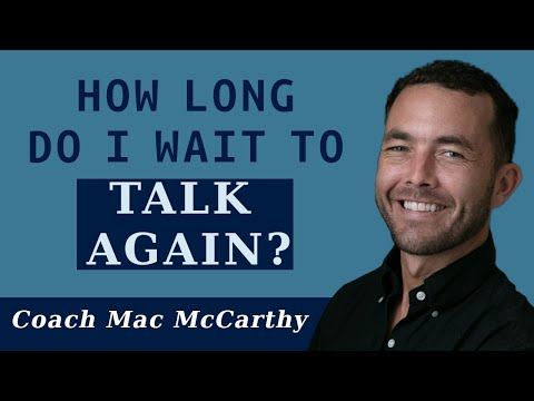 how long to wait to start dating after a separation