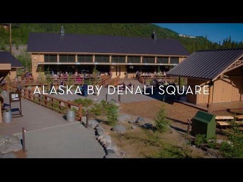 "Holland America Line ""Alaska by Denali Square"""