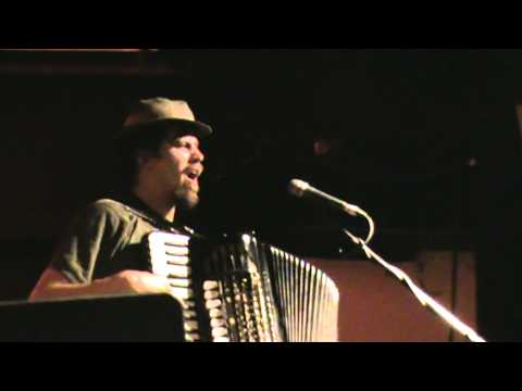 Jason Webley - Last Song - Dedicated to the people of Christchurch