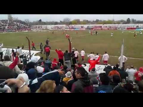 ¡Huracán, Huracán, Huracán...! El Globo derrotó a Desamparados en la última pelota