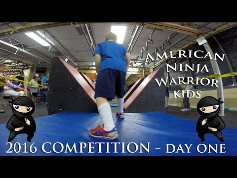 American Ninja Warrior Kids - Iron Sports Competition