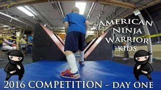 American Ninja Warrior Kids - Iron Sports Competition