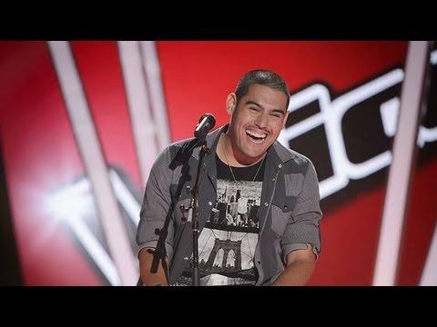 Shawne Kirke Sings You Give Me Something: The Voice Australia Season 2