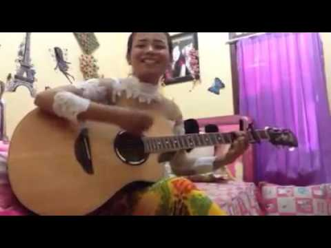 Jeg Lest Go - Jun Bintang ( Cover by Elina Dewi Gecx )