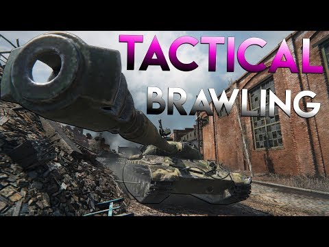 World of Tanks - Tactical Brawling!
