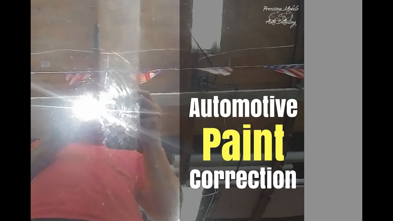 2007 Chevy Cobalt Paint Correction - YouTube