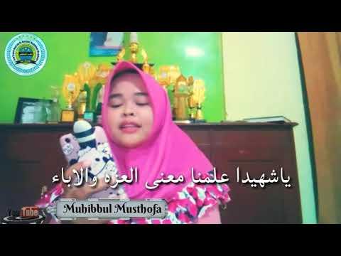 Ya Syahidan 'Allamana (Nasyid Yang Lagi Hits di Kalangan Musik Albanjari)