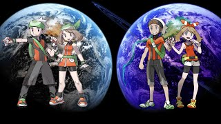 The Pokemon World Alternate Timelines