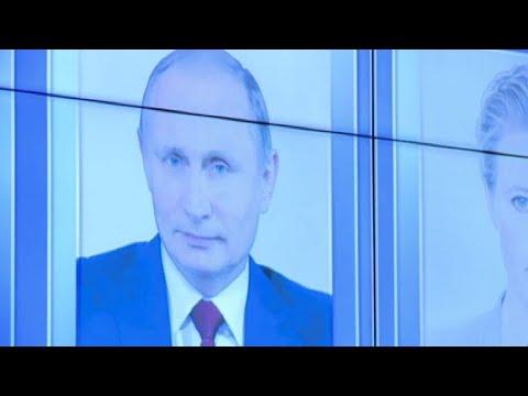 Présidentielle en Russie: Poutine réélu pour un 4e mandat