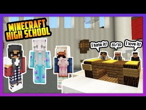 HIGH SCHOOL COSTUME CONTEST! - Minecraft High School thumbnail