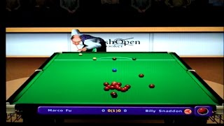 World Championship Snooker 2003 Playstation 2 Gameplay