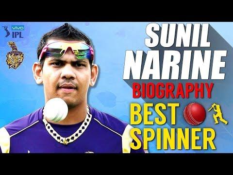 Sunil Narine Biography In Hindi | Kolkata Knight Riders Player | KKR | IPL 2019