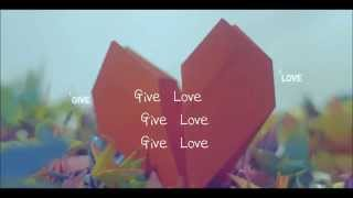 Akdong Musician(AKMU) - GIVE LOVE (Lyrics)
