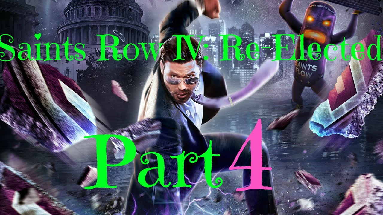 Saints Row 4 Cheats Ps4