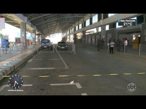 Homem mata ex-cunhada e deixa outros 2 feridos em Salvador | SBT Notícias (13/10/17)