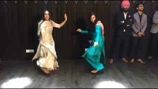 Nakhreya Mari Feat Miss Pooja #BHANGRA DANCE PUNJABIWEBSITE