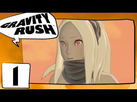 Gravity Rush Remastered (ITA)-1- Dall'Oblio