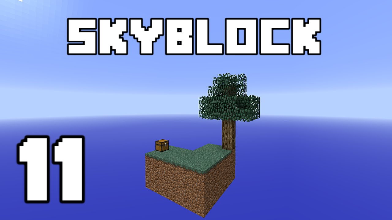 Minecraft | Skyblock #11 | The Rules