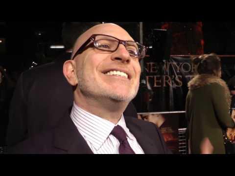 Director Akiva Goldsman Interview - A New York Winter's Tale Premiere Mp3