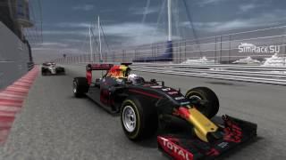 SR F1 2016/2017 Monaco Grand Prix
