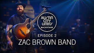 Zac Brown Band in ACL: Backstage thumbnail