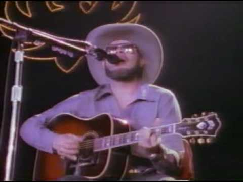 Hank Williams, Jr  - A Country Boy Can Survive