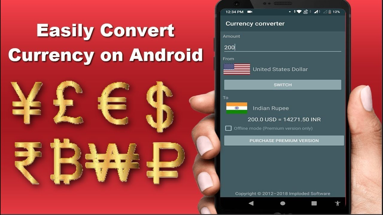 Best Currency Converter For Android