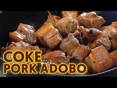 Coke Pork Adobo