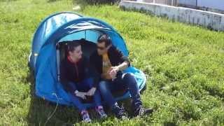 Decathlon Gioia Tauro - Chiudi la tua tenda con un click