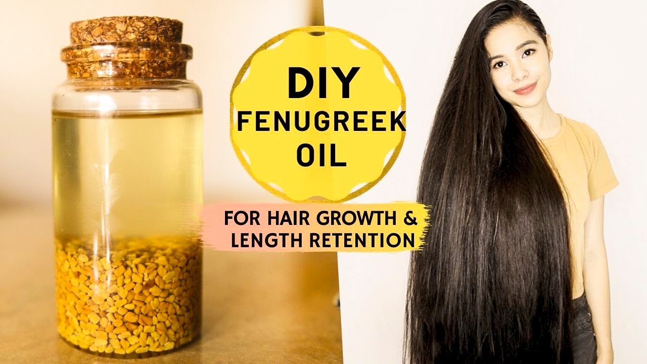 How To Make Fenugreek Oil For Faster Hair Growth & Length Retension- Easy &  Inexpensive-Beautyklove