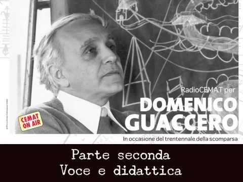 #ESERCIZI DI MEMORIA - D. Guaccero  Parte Seconda