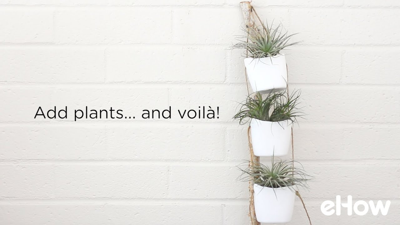 Learn To Make Hanging Plant Holders From Plastic Bottles Youtube
