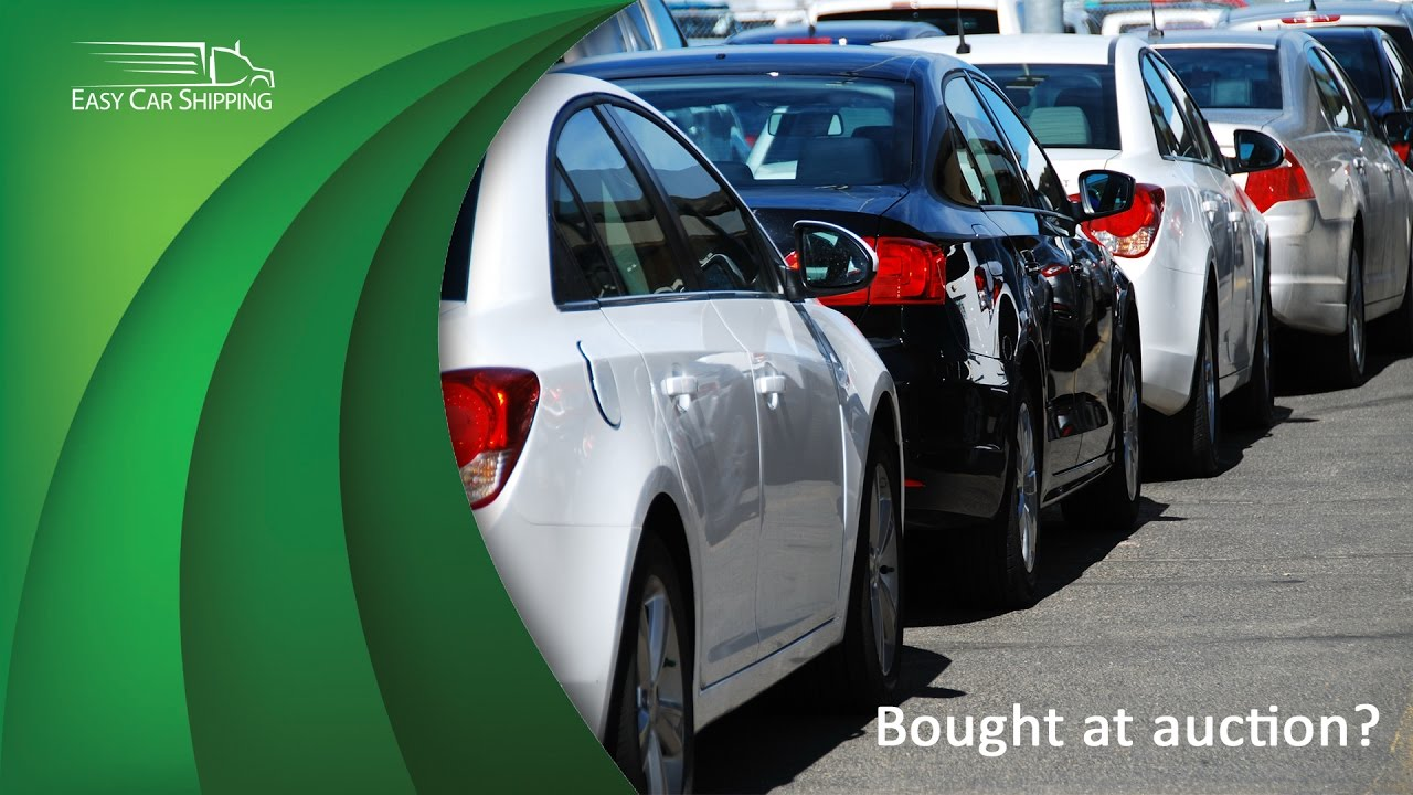 Auction Car Transporter - Easy Car Shipping | Auctions ...