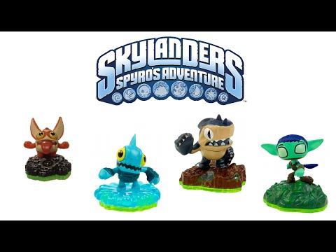 Skylanders: Spyro's Adventure — Skylanders Sidekicks