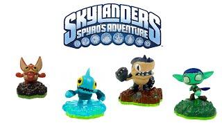 Skylanders: Spyro's Adventure -- Skylanders Sidekicks