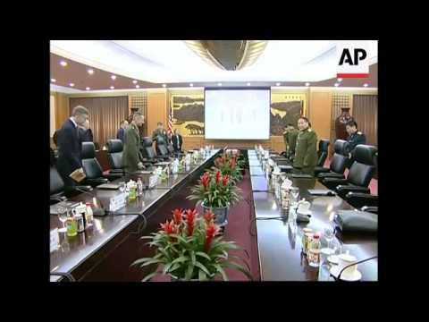 Top US general visits China amid calls for closer military  ties