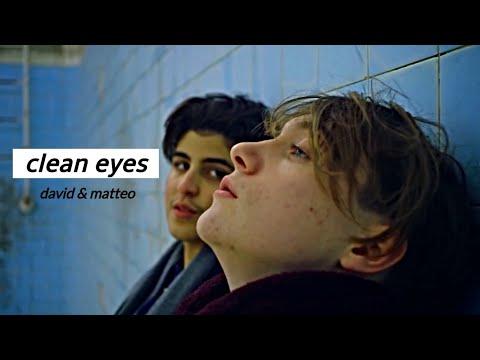 david & matteo | clean eyes [druck]