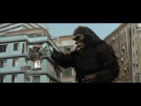 Download Shaw Brothers' The Mighty Peking Man 猩猩王 (1977) - Act 08 - Orangutan King In A City War