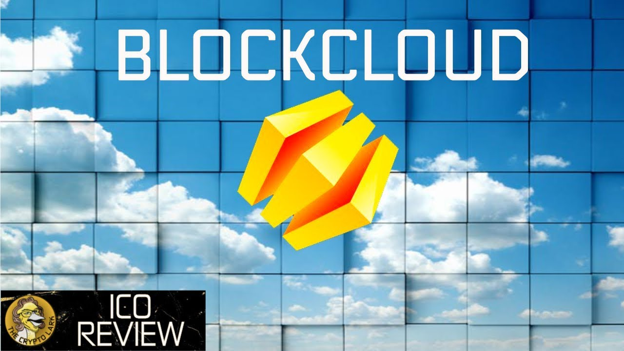 Innovative Tech for the Future of the Internet - Blockcloud ICO